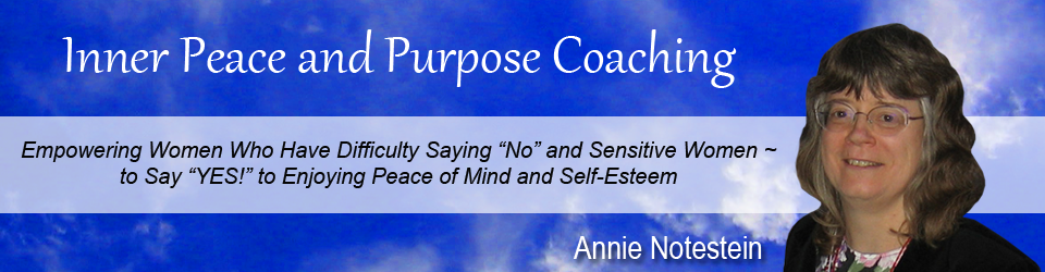 Annie Notestein - Personal Life Coaching & Women Empowerment